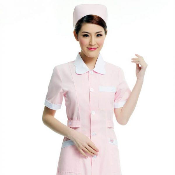 summer-short-sleeve-nurse-suit-drugstore-hospital-uniform-jx-10